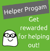 Get rewarded for helping out!